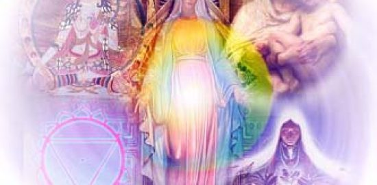 The Divine Mother exists in all cultures, all races, and lives within the heart and soul of every woman and man. She embodies the qualities of power, strength, courage, love, compassion, beauty, and forgiveness. She is the Universal Mother, the co-creator of the Universe, and the Giver of All Life.